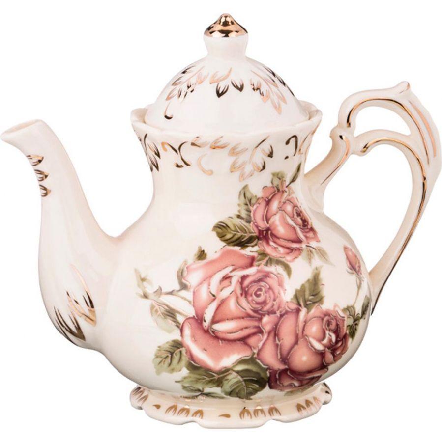 """Чайник """"Корейская роза"""" 800 мл"""