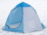 Палатка зимняя СТЭК 2 алюминиевая звезда