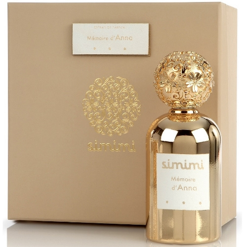 Simimi Парфюмерная вода Memoire d'Anna, 100 ml