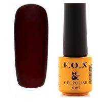 FOX/Фокс, гель-лак Pigment 100, 6 ml