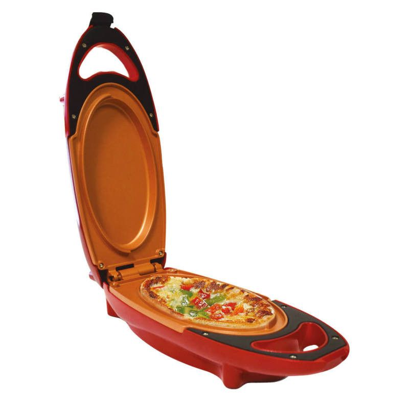 Универсальная электрическая омлетница Red Copper 5 Minute Chef