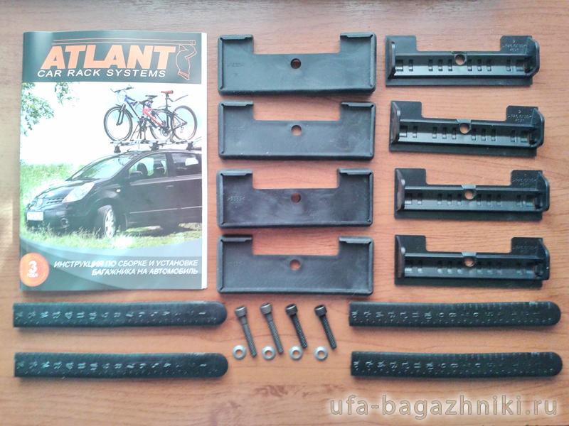 Адаптеры для багажника Mazda 5 mpv 2010-..., Атлант, артикул 7014