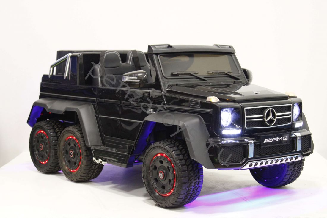 Электромобиль Mercedes-Benz G63-AMG 4WD A006AA EXCLUSIVE