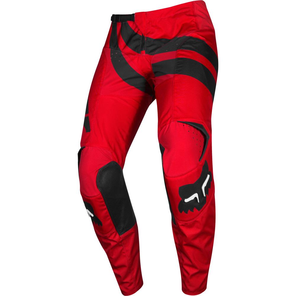 Fox - 2019 180 Cota Red штаны, красные