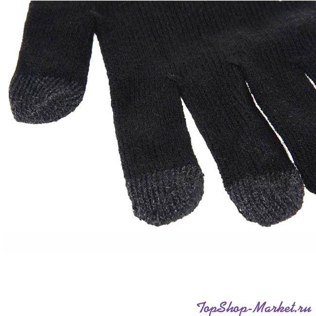 Перчатки iGlove для работы с емкостными экранами, Цвет: Голубой