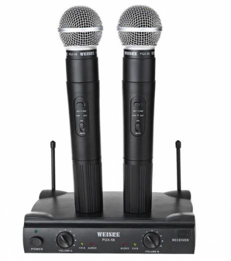 Набор беспроводных микрофонов PGX-58*