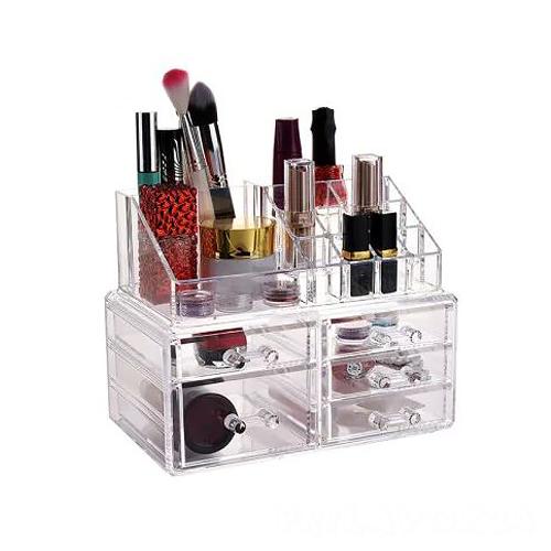 Акриловый органайзер для косметики Cosmetic Storage Box,5 ящиков