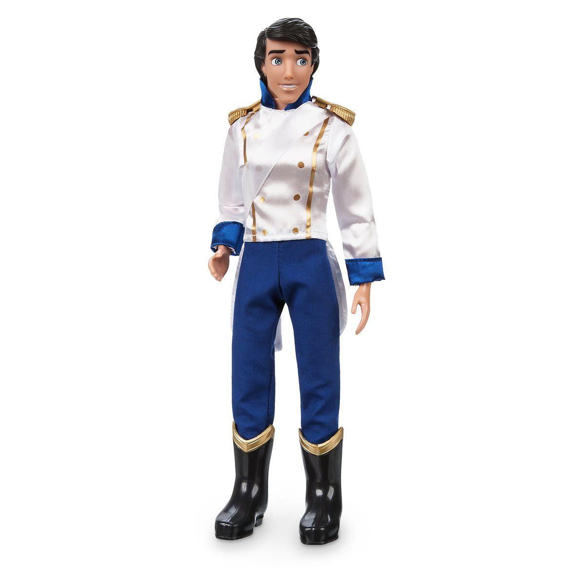 Кукла принц Эрик Дисней 2018 год