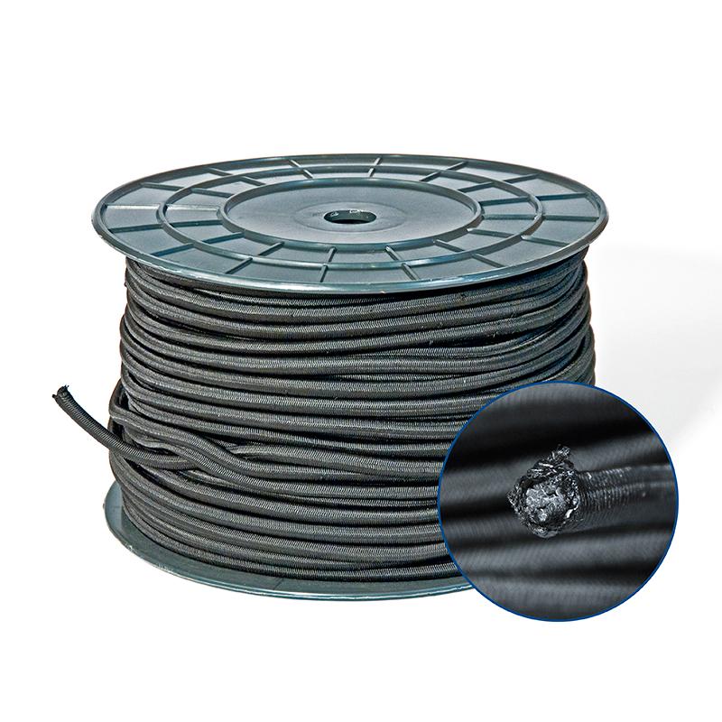 Эспандер черный 6 мм (Арт: 38.061)