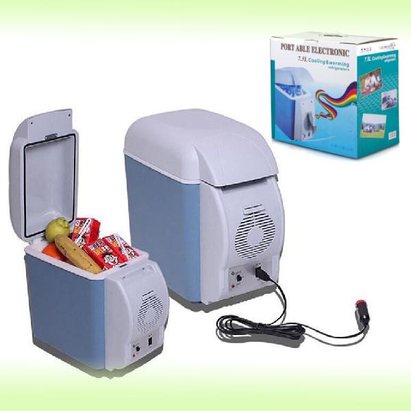 Автомобильный мини-холодильник/нагреватель Portable Electronic Cooling and Warming Refrigerator, 7.5L