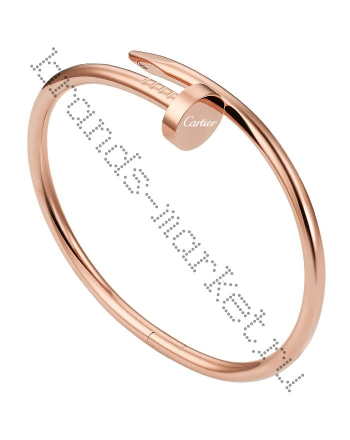 Cartier  Розовое золото 114