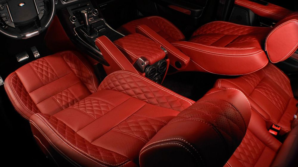 Пакет отделки интерьера RS (Range Rover Sport 2005-2013)