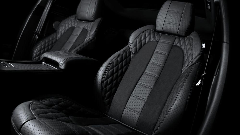 Пакет отделки интерьера RS (Ranger Rover Evoque)