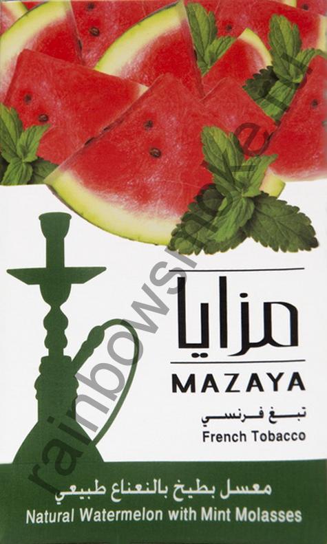 Mazaya 1 кг - Watermelon with Mint (Арбуз с Мятой)