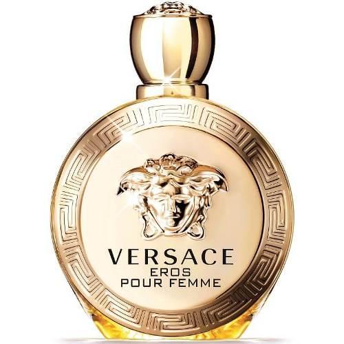Versace Парфюмерная вода Eros Pour Femme, 100 ml