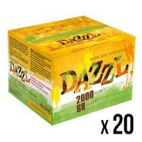 Пейнтбольные шары Dazzl (Лето) - 20 коробок