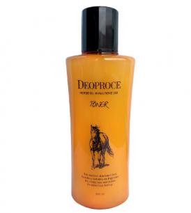 """""""ДП"""" Horse Oil Hyalurone Toner Тонер с гиалуроновой кислотой и лошадиным жиром 380мл"""