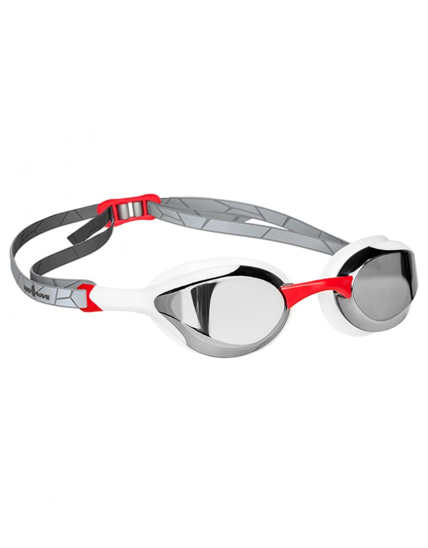 Очки для плавания тренировочные Mad Wave ALIEN Mirror