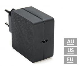 Умное ЗУ для ноутбуков и смартфонов - 45 Вт, Power Delivery 3.0, QC 3.0 (USB TypeC)