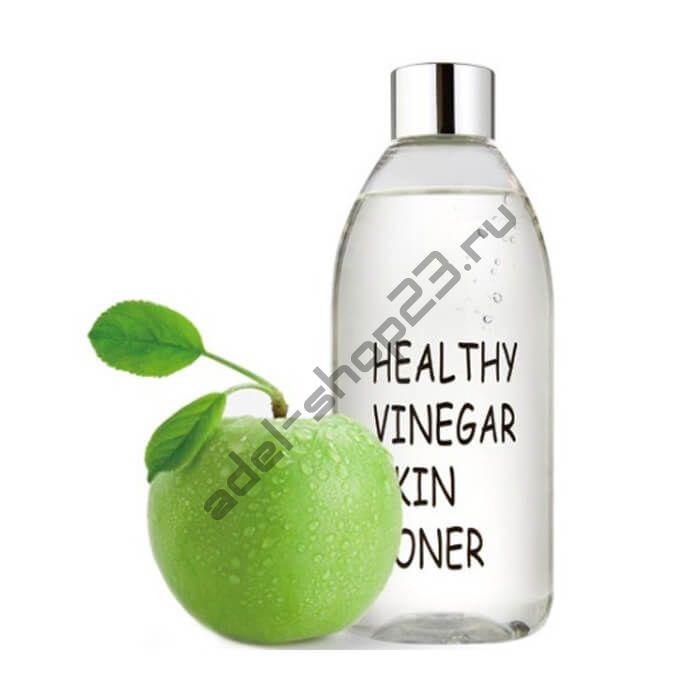 REALSKIN - Уксусный тонер на основе ферментированного экстракта яблока