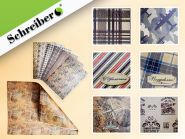 "Подарочная бумага ""Крафт"" 75 х 51 см, 80 г., дизайны в ассортименте (арт. S 8450)"