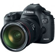 Canon EOS 5D Mark III Kit 24-70mm is usm