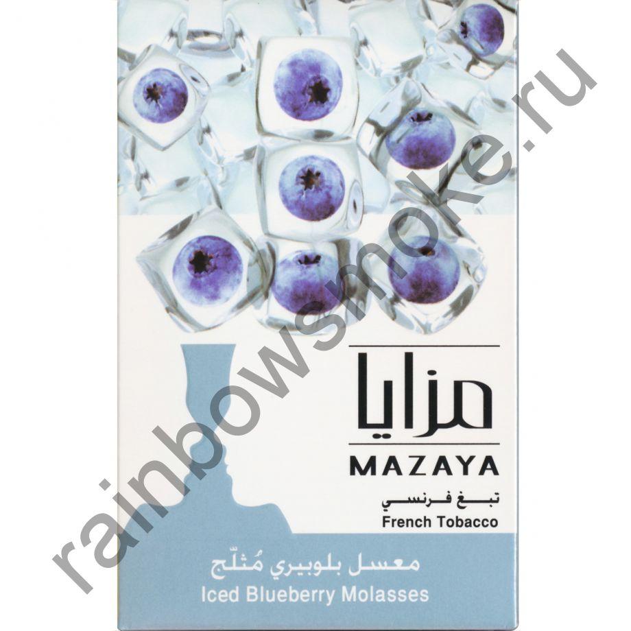 Mazaya 1 кг - Ice Blueberry (Черника со Льдом)
