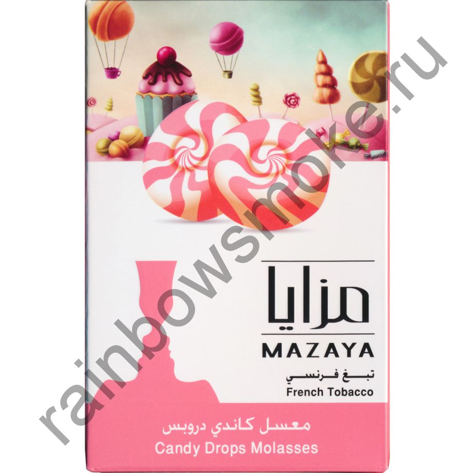 Mazaya 1 кг - Candy Drops (Сладкие Леденцы)
