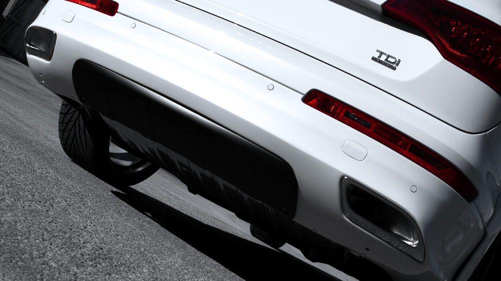 Система выхлопа (Audi Q7 2009+)
