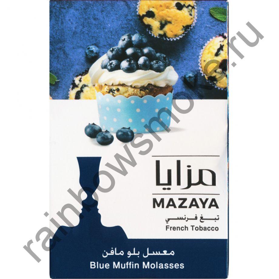 Mazaya 1 кг - Blue Muffin (Черничный маффин)