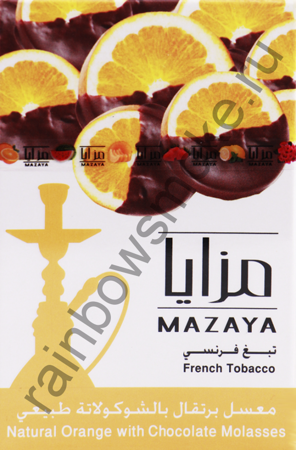 Mazaya 1 кг - Orange Chocolate (Апельсин в Шоколаде)