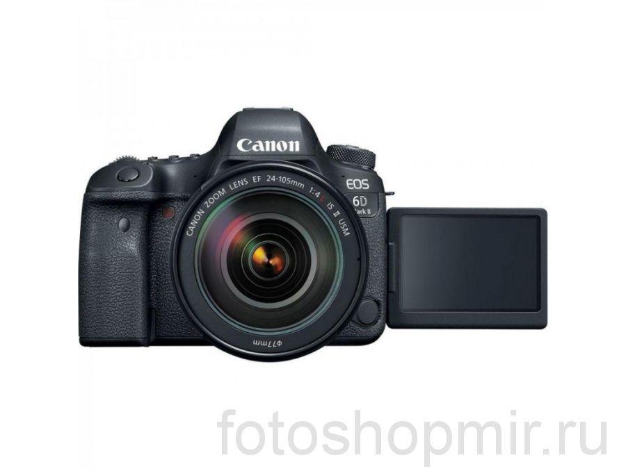 Canon EOS 6D Mark II Kit EF 24-105 II