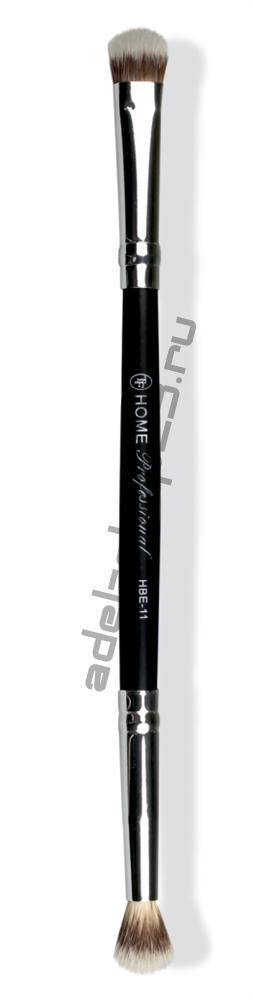 TF -  Кисть двухсторонняя для теней  HBE-11