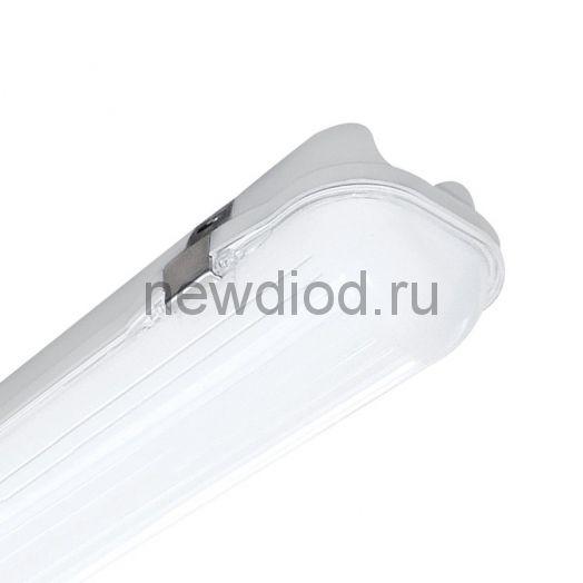 Светильник влагозащищенный 44Вт-4972Лм 1260*105*85 IP65 50-300Т 20Led Аргос