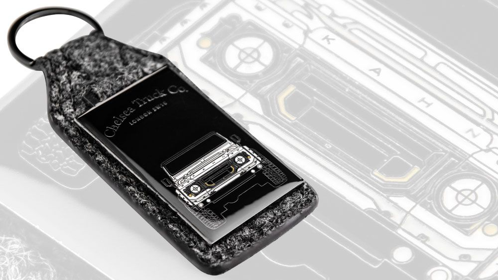 Брелок Land Rover Defender