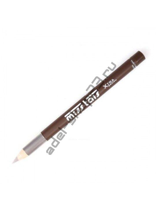 Miss tais - карандаш для глаз и бровей Экстра (Германия)