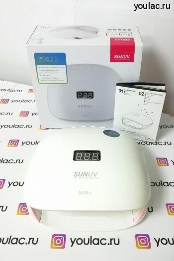 SUNUV SUN 4s САН 4s гибридная лампа 48 Вт smart 2.0