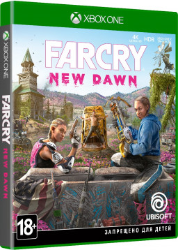 Игра Far Cry: New Dawn (Xbox One)