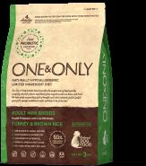 ONE&ONLY Индейка с рисом Мини 1кг