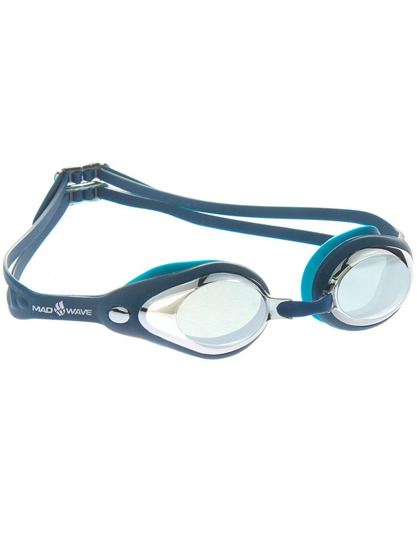 Очки для плавания тренировочные Mad Wave Vanish Mirror
