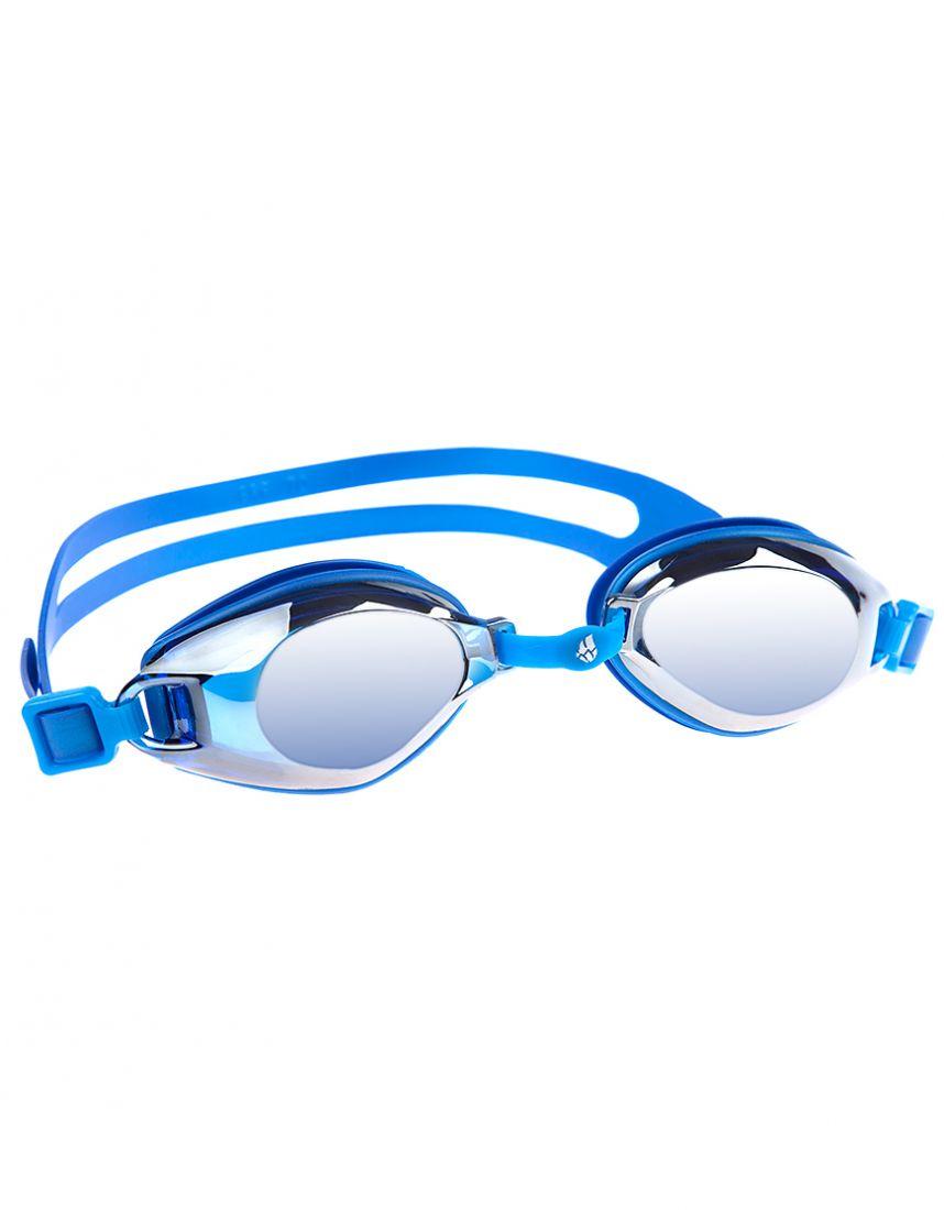 Очки для плавания тренировочные Mad Wave Predator Mirror