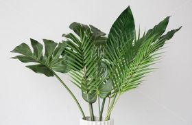 Имитация листьев для фотосессии и предметной съемки