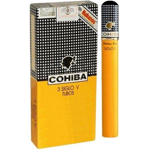Сигары Коиба Сигло №5 (3)Т/А