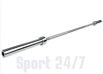 Гриф L1820 мм, d-50 мм (хром) без замков