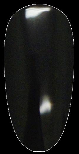 Гель-лак Cosmoprofi, Color coat № 123 - черный, 15 мл