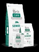 Brit Care Senior Lamb & Rice  Корм для пожилых собак, с ягненком и рисом. 12кг