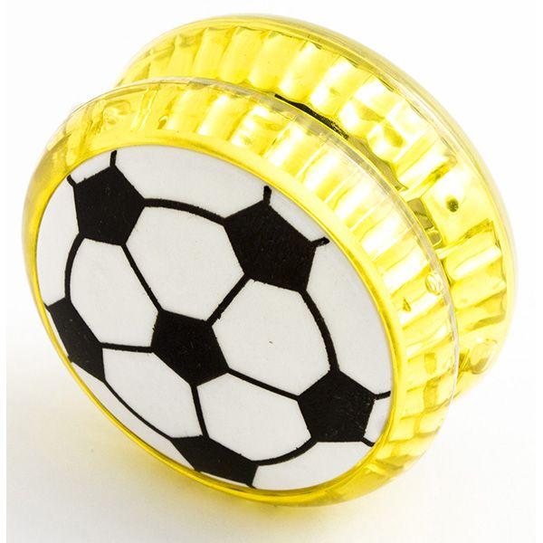 Волчок на шнуре YO-YO Футбол N 4