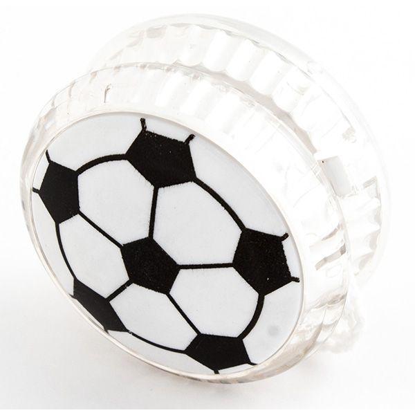 Волчок на шнуре YO-YO Футбол N 1