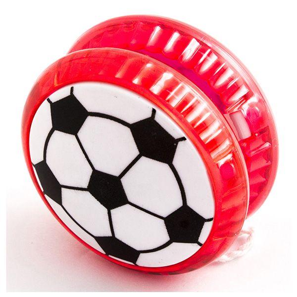 Волчок на шнуре YO-YO Футбол N 2