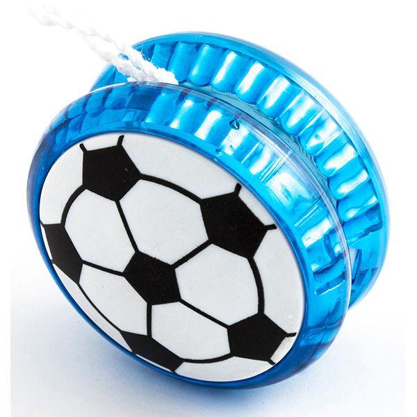 Волчок на шнуре YO-YO Футбол N 3